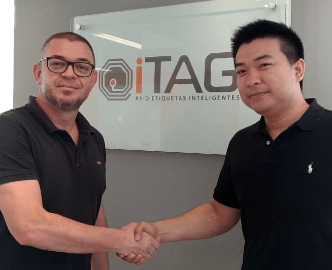 iTAG and Printronix expand partnership in Taiwan 12