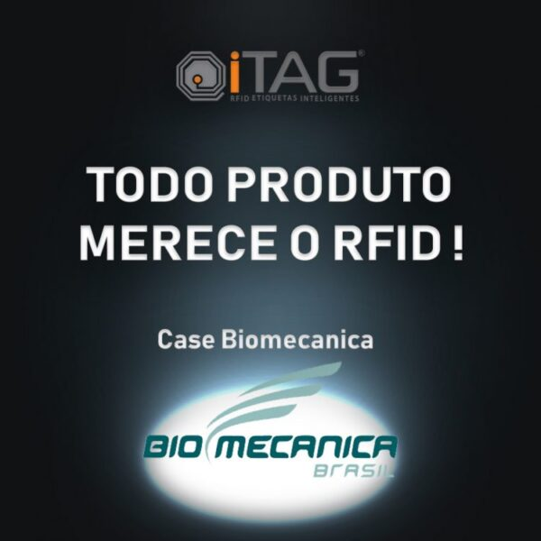 Biomecanica reduces 3 hours of working with RFID 2