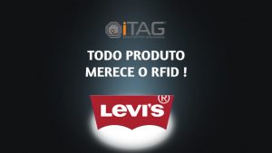 Levi's applied RFID
