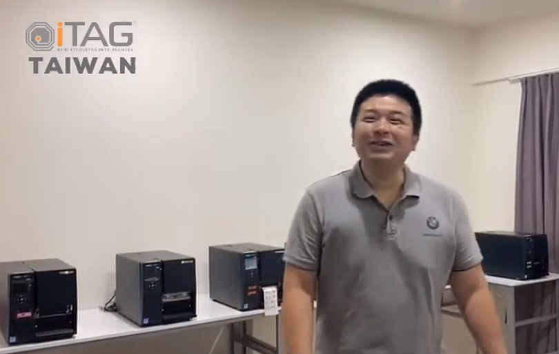 iTag Paul Liao